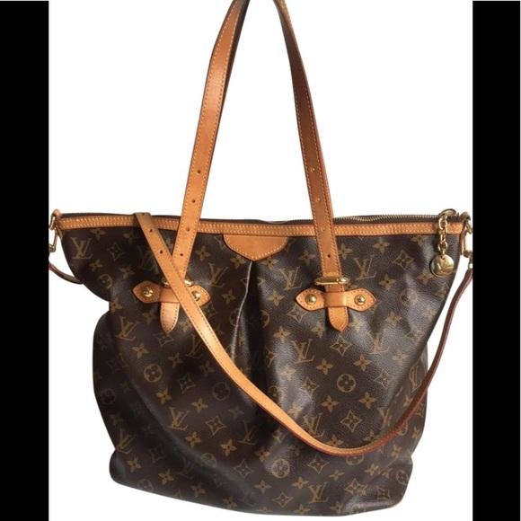 Louis Vuitton Handbags - Louis Vuitton Palermo Gm Cross Body Messenger Bag